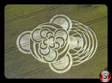 Crop circles - Bohdankov Liberecky kraj 2018