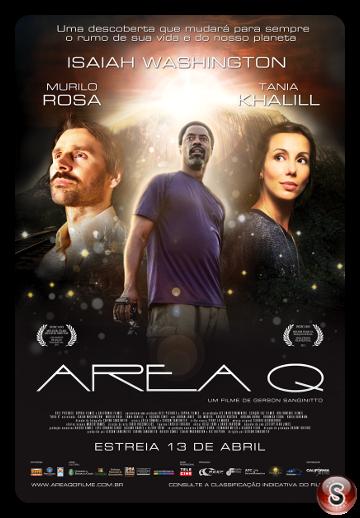 Area Q. - Locandina - Poster