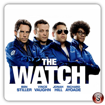 The watch Soundtrack Cover CD