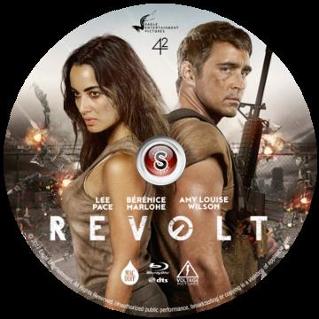 Revolt Cover DVD