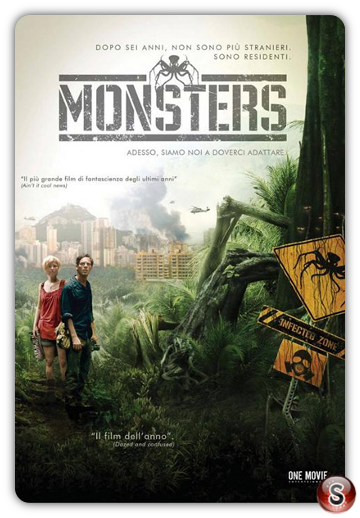 Monsters - Locandina - Poster