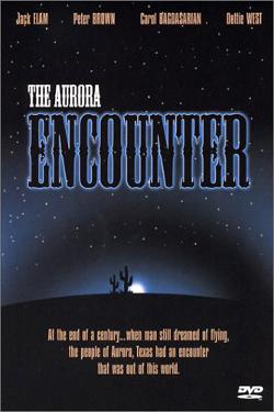 The Aurora Encounter - La copertina del DVD