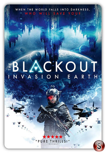 The blackout Invasion Earth - Locandina - Poster