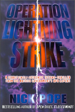 Operation Lightning Strike by Nich Pope
