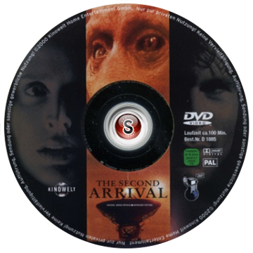 The second arrival Cover DVD