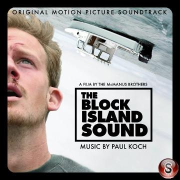 The block Island sound Soundtrack List Cover CD