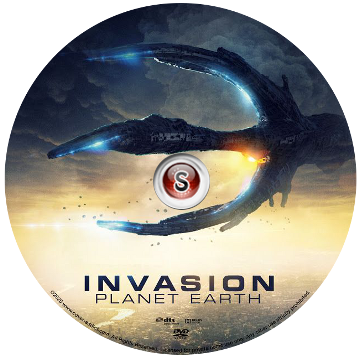 Invasion planet Earth Cover DVD