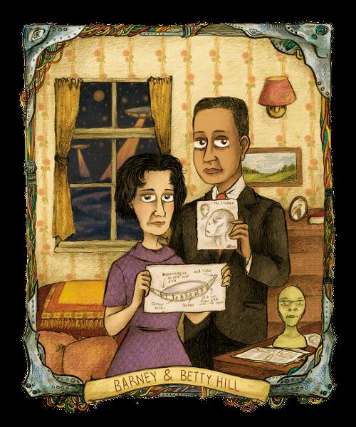 Barney e Betty Hill