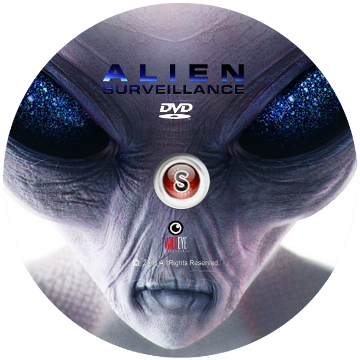 Alien survellaince Cover DVD