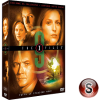 X-Files Box  9ª Stagione