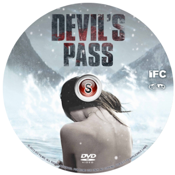 Devil's Pass – The Dyatlov Pass Incident Cover DVD