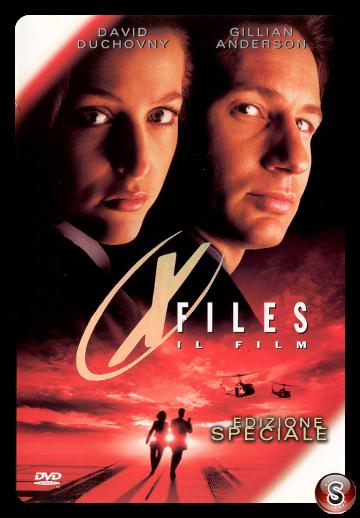 X FILES  Il film - Locandina - Poster