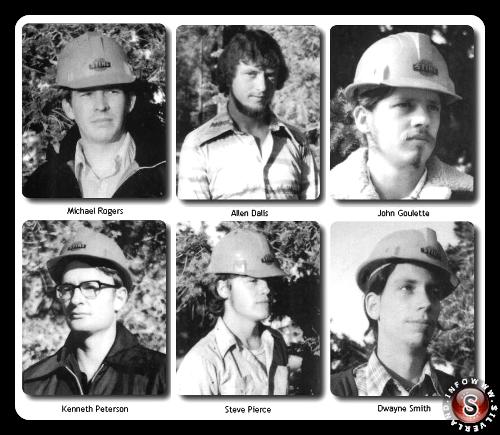 La squadra di boscaioli