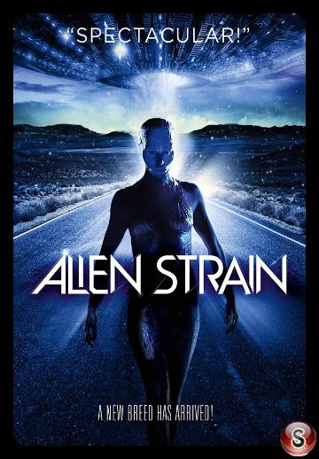 Alien strain - Locandina - Poster