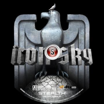 Iron Sky Cover DVD