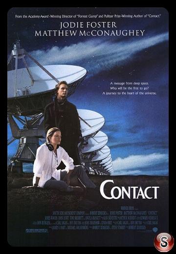 Contact - Locandina - Poster