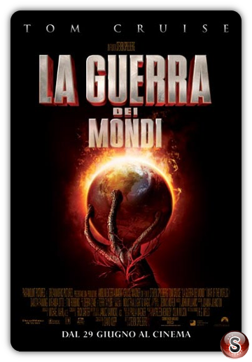 La guerra dei mondi - War of the Worlds - Locandina - Poster