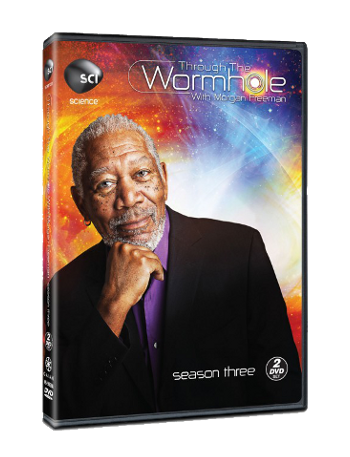 Morgan Freeman science show su Discovery Science 3ª Stagione