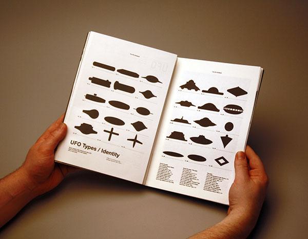 Tipologie UFO - THE UFO HANDBOOK