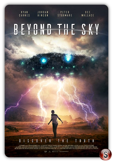 Beyond the sky - Locandina - Poster