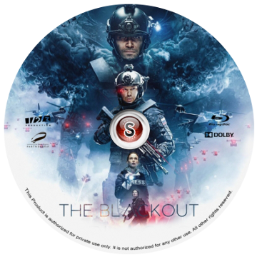The blackout Invasion Earth Cover DVD
