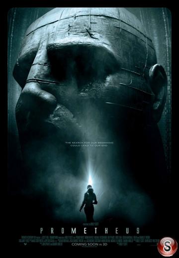 Prometheus - Locandina - Poster