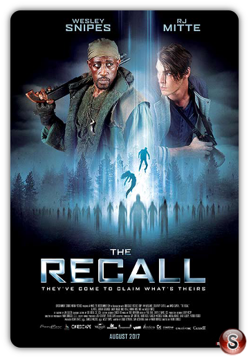 The recall - Locandina - Poster