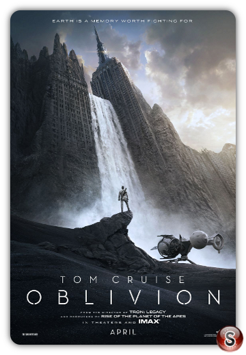 Oblivion - Locandina - Poster