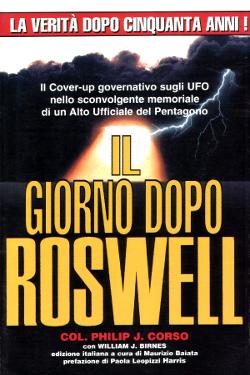 Il giorno dopo Roswell by Philip J. Corso