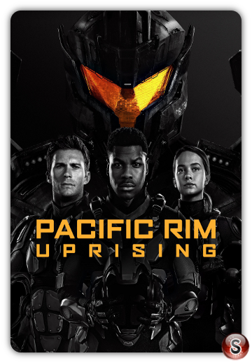 Pacific Rim Uprising - Locandina - Poster
