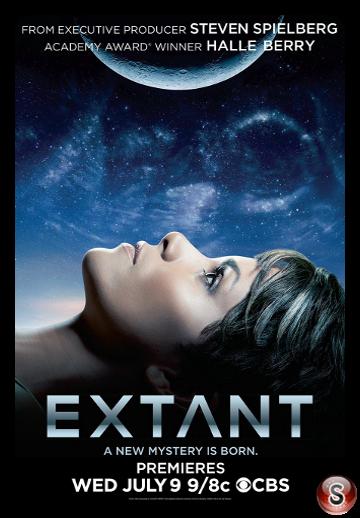 Extant - Locandina - Poster