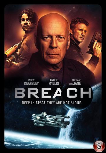 Breach - Locandina - Poster
