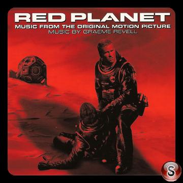 Pianeta rosso Soundtrack Cover CD