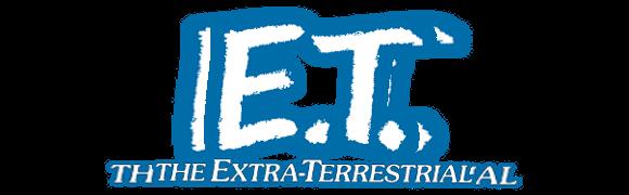 E.T. - L'Extra-Terrestre - E.T. The Extra-Terrestrial