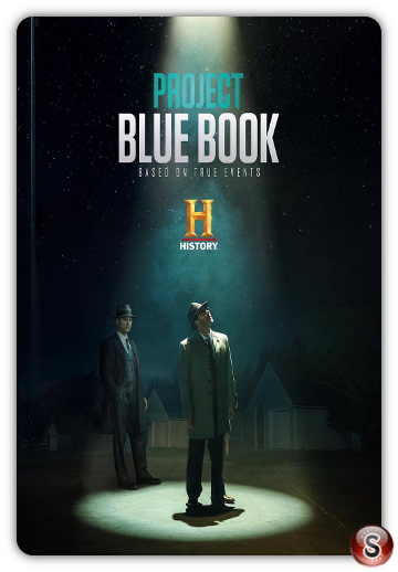 Project blue book serie TV