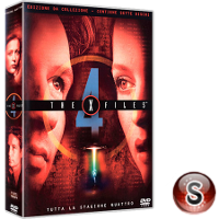 X-Files Box  4ª Stagione