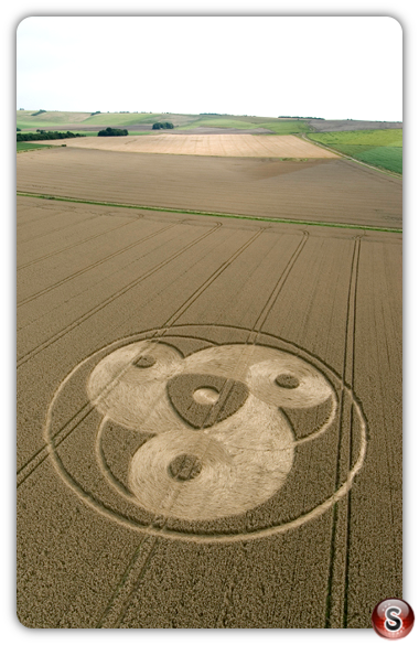 Crop circles - Green street 2007
