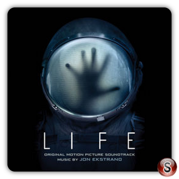 LIFE Non oltrepassare il limite Soundtrack Cover CD