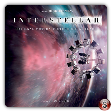 Interstellar Soundtracks Cover CD