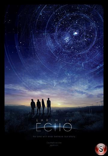 Earth to Echo - Locandina - Poster