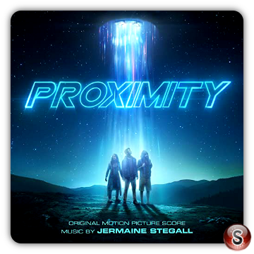 Proximity Soundtrack Cover CD