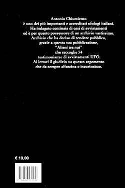 Alieni tra noi by Antonio Chiumento