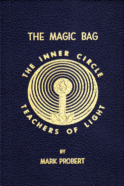 The magic bag by Mark Probert
