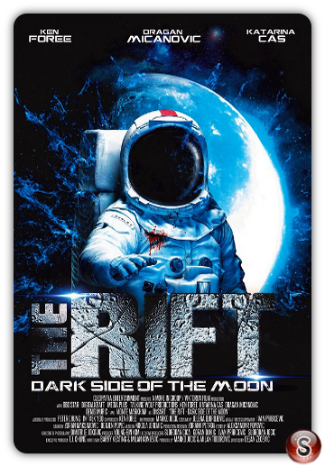 The Rift: Dark Side of the Moon - Locandina - Poster