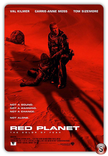 Red planet - Pianeta rosso - Locandina - Poster