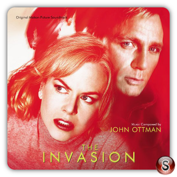 The Invasion Soundtracks Cover CD