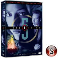 X-Files Box  5ª Stagione