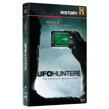 Ufo Hunters - The complete season 1