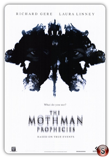 The mothman prophecies - Locandina - Poster