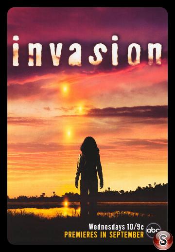 Invasion - Locandina - Poster